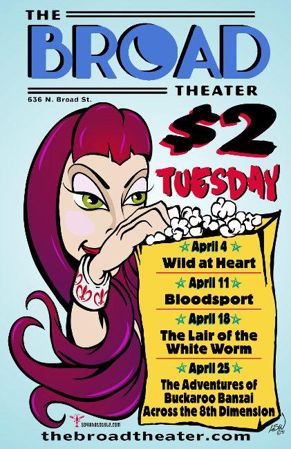 2dollar Tuesday 1